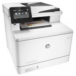 МФУ HP LaserJet Pro M477fnw