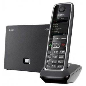 VoIP-телефон Gigaset (Siemens) C530A IP Black