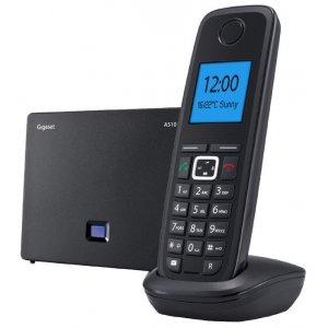 VoIP-телефон Gigaset (Siemens) A540 IP Black