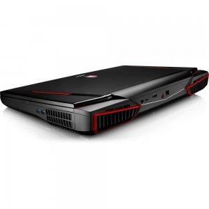 Ноутбук MSI GT83VR 7RF(Titan SLI)-222RU Core i7 7920HQ/64Gb/1Tb/SSD256Gb+256Gb/Blu-Ray/nVidia GeForce GTX 1080 8Gb/18.4\/IPS/FHD (1920x1080)/Windows 10/black/WiFi/BT/Cam
