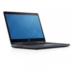 Ноутбук Dell Precision 7720 Xeon E3-1505M/32Gb/2Tb/SSD512Gb/nVidia Quadro P4000 8Gb/17.3\/IGZO/UHD (3840x2160)/Windows 10 Professional 64/black/WiFi/BT/Cam