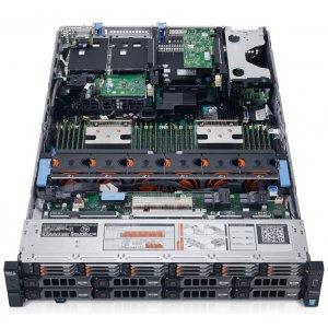 Сервер Dell PowerEdge R530 2xE5-2667v3 8x16Gb 2RRD x8 1x1Tb 7.2K 3.5\ SATA RW H730 iD8En+PC 5720 4P 2x750W 39M NBD (210-ADLM-98)