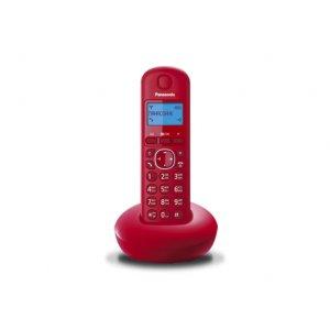 Р/Телефон Dect Panasonic KX-TGB210RUR красный АОН