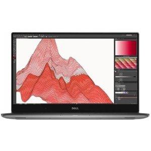 Ноутбук Dell Precision 5520 Xeon 1505Mv6/16Gb/SSD512Gb/nVidia Quadro M1200M 4Gb/15.6\/IGZO/Touch/UHD (3840x2160)/Windows 10 Professional 64/black/WiFi/BT/Cam