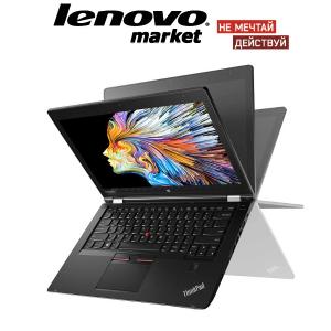 Ноутбук Lenovo ThinkPad P40 Yoga Core i7 6500U/16Gb/SSD512Gb/nVidia Quadro M500M 2Gb/14\/IPS/Touch/FHD (1920x1080)/4G/Windows 10 Professional/black/WiFi/BT/Cam