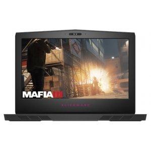 Ноутбук Dell Alienware 15 R3 Core i7 7700HQ/16Gb/1Tb/SSD256Gb/nVidia GeForce GTX 1060 6Gb/15.6\/IPS/FHD (1920x1080)/Windows 10 Home/silver/WiFi/BT/Cam