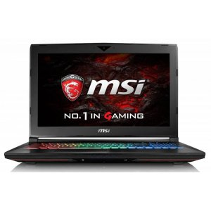 Ноутбук MSI GT62VR 7RE(Dominator Pro)-428RU Core i7 7700HQ/8Gb/1Tb/nVidia GeForce GTX 1070 8Gb/15.6\/FHD (1920x1080)/Windows 10/black/WiFi/BT/Cam