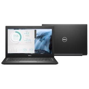 Ноутбук Dell Latitude 7280 Core i7 7600U/8Gb/SSD512Gb/Intel HD Graphics 620/12.5\/IPS/FHD (1920x1080)/Windows 10 Professional 64/black/WiFi/BT/Cam