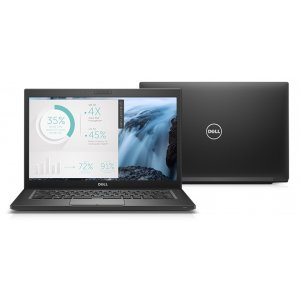Ноутбук Dell Latitude 7480 Core i5 6200U/8Gb/SSD512Gb/Intel HD Graphics 520/14\/IPS/FHD (1920x1080)/4G/Windows 7 Professional 64 +W10Pro/black/WiFi/BT/Cam