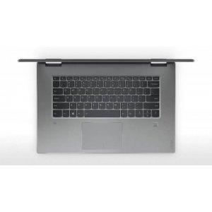 Трансформер Lenovo IdeaPad YOGA 720-15IKB Core i7 7700HQ/8Gb/SSD256Gb/nVidia GeForce GTX 1050 4Gb/15.6\/IPS/Touch/FHD (1920x1080)/Windows 10/grey/WiFi/BT/Cam