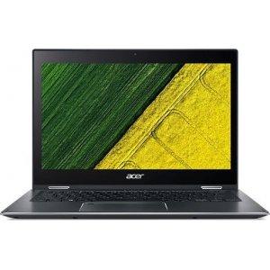 Трансформер Acer Spin 5 SP513-52N-85DP Core i7 8550U/8Gb/SSD256Gb/Intel HD Graphics 620/13.3\/IPS/Touch/FHD (1920x1080)/Windows 10/dk.grey/WiFi/BT/Cam/4670mAh