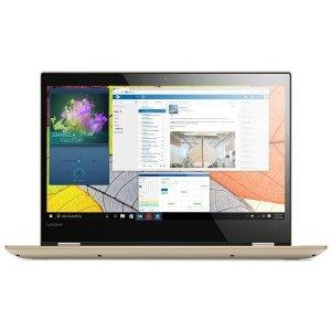 Трансформер Lenovo IdeaPad YOGA 520-14IKB Core i7 7500U/8Gb/1Tb/SSD128Gb/nVidia GeForce 940MX 2Gb/14\/IPS/Touch/FHD (1920x1080)/Windows 10/gold/WiFi/BT/Cam