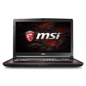 Ноутбук MSI GP72 7RDX(Leopard)-485RU Core i5 7300HQ/8Gb/1Tb/DVD-RW/nVidia GeForce GTX 1050 2Gb/17.3\/TN/FHD (1920x1080)/Windows 10 64/black/WiFi/BT/Cam