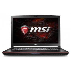 Ноутбук MSI GP72 7RDX(Leopard)-485RU Core i5 7300HQ/8Gb/1Tb/DVD-RW/nVidia GeForce GTX 1050 2Gb/17.3\/TN/FHD (1920x1080)/Windows 10 64/black/WiFi/BT/Cam