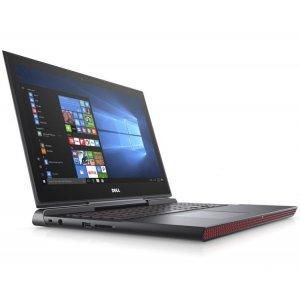 Ноутбук Dell Inspiron 7567 Core i7 7700HQ/8Gb/1Tb/SSD8Gb/nVidia GeForce GTX 1050 Ti 4Gb/15.6\/FHD (1920x1080)/Windows 10 Home/red/WiFi/BT/Cam