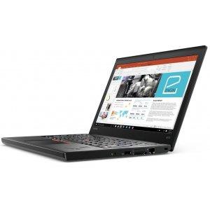 Ноутбук Lenovo ThinkPad X270 Core i3 7100U/4Gb/SSD180Gb/Intel HD Graphics 620/12.5\/HD (1366x768)/Windows 10 Professional 64/black/WiFi/BT/Cam