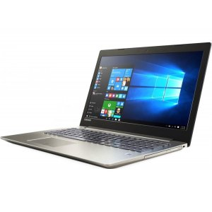 Ноутбук Lenovo IdeaPad 520-15IKB Core i7 7500U/12Gb/1Tb/SSD128Gb/nVidia GeForce 940MX 2Gb/15.6\/IPS/FHD (1920x1080)/Windows 10/grey/WiFi/BT/Cam