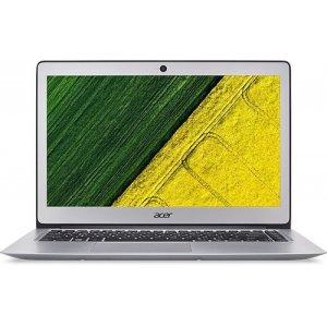 Ультрабук Acer Swift 3 SF314-52-71A6 Core i7 7500U/8Gb/SSD256Gb/Intel HD Graphics 620/14\/IPS/FHD (1920x1080)/Linux/silver/WiFi/BT/Cam/3220mAh