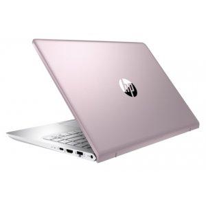 Ноутбук HP Pavilion 14-bf011ur Core i7 7500U/8Gb/1Tb/SSD128Gb/nVidia GeForce 940MX 2Gb/14\/IPS/FHD (1920x1080)/Windows 10 64/pink/WiFi/BT/Cam