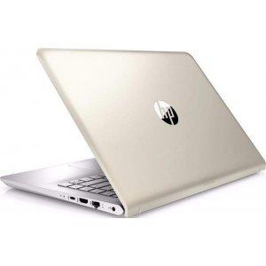 Ноутбук HP Pavilion 14-bf010ur Core i7 7500U/8Gb/1Tb/SSD128Gb/nVidia GeForce 940MX 2Gb/14\/IPS/FHD (1920x1080)/Windows 10 64/gold/WiFi/BT/Cam