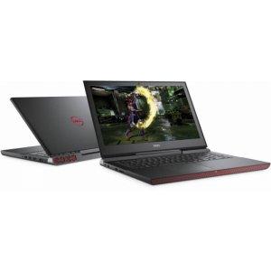 Ноутбук Dell Inspiron 7567 Core i5 7300HQ/8Gb/1Tb/SSD8Gb/nVidia GeForce GTX 1050 4Gb/15.6\/FHD (1920x1080)/Windows 10 Home/black/WiFi/BT/Cam