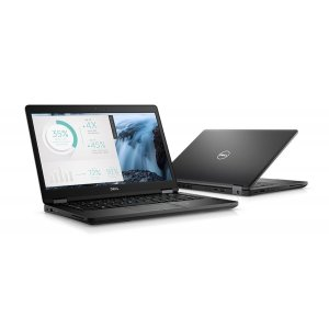 Ноутбук Dell Latitude 5480 Core i5 6200U/4Gb/500Gb/Intel HD Graphics 520/14.0\/IPS/HD (1366x768)/Windows 7 Professional 64 +W10Pro/black/WiFi/BT/Cam