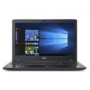 Ноутбук Acer Aspire E5-575G-538E Core i5 7200U/8Gb/1Tb/nVidia GeForce GTX 950M 2Gb/15.6\/HD (1366x768)/Windows 10/black/WiFi/BT/Cam/2800mAh