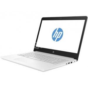 Ноутбук HP 14-bp014ur Core i7 7500U/6Gb/1Tb/SSD128Gb/AMD Radeon 530 2Gb/14\/IPS/FHD (1920x1080)/Windows 10 64/white/WiFi/BT/Cam