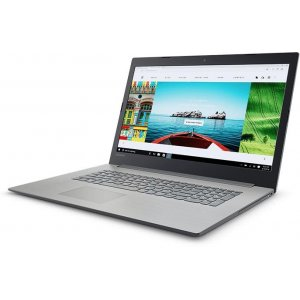 Ноутбук Lenovo IdeaPad 320-17IKB Core i5 7200U/8Gb/1Tb/DVD-RW/nVidia GeForce 940MX 4Gb/17.3\/IPS/FHD (1920x1080)/Windows 10/grey/WiFi/BT/Cam