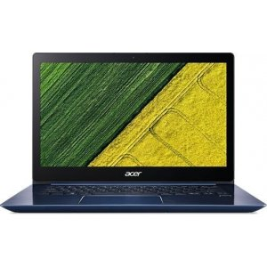 Ультрабук Acer Swift 3 SF314-52-30ZQ Core i3 7100U/8Gb/SSD128Gb/Intel HD Graphics 620/14\/IPS/FHD (1920x1080)/Windows 10/blue/WiFi/BT/Cam/3220mAh