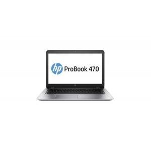 Ноутбук HP ProBook 470 G4 Core i7 7500U/8Gb/1Tb/DVD-RW/Intel HD Graphics 620/17.3\/SVA/HD (1366x768)/noOS/silver/WiFi/BT/Cam
