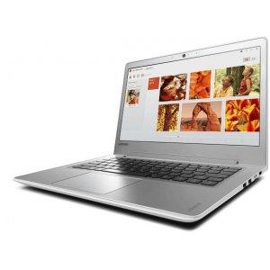 Ноутбук Lenovo IdeaPad 510S-13IKB Core i5 7200U/8Gb/SSD128Gb/Intel HD Graphics 620/13.3\/IPS/FHD (1920x1080)/Windows 10/white/WiFi/BT/Cam