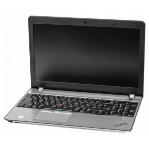 Ноутбук Lenovo ThinkPad Edge 570 Core i5 7200U/4Gb/1Tb/DVD-RW/Intel HD Graphics 620/15.6\/FHD (1920x1080)/Windows 10 Professional/black/silver/WiFi/BT/Cam
