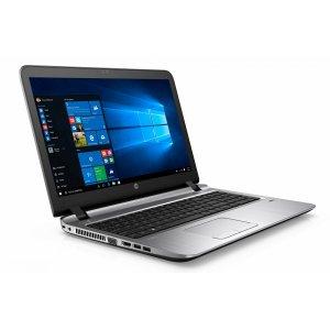 Ноутбук HP ProBook 430 G3 Core i5 6200U/4Gb/500Gb/Intel HD Graphics 520/13.3\/HD (1366x768)/Windows 7 Professional 64 dwnW10Pro/black/WiFi/BT/Cam/2550mAh
