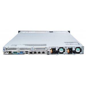 Сервер Dell PowerEdge R630 1xE5-2620v4 x8 1x600Gb 10K 2.5\ SAS RW H730 iD8En 5720 QP 2x750W 3Y PNBD (210-ACXS-210)