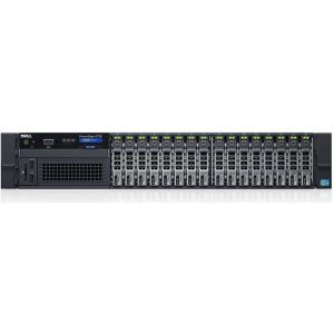 Сервер Dell PowerEdge R730XD 1x8Gb 1RRD x12 2x300Gb 15K 2.5in3.5 SAS H730 iD8En 5720 4P 2x1100W 3Y PNBD (210-ADBC-117)
