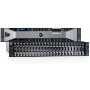 Сервер Dell PowerEdge R730XD 1xE5-2620v4 1x16Gb 2RRD x26 1x1.2Tb 10K 2.5\ SAS 2x1.2Tb 10K 2.5