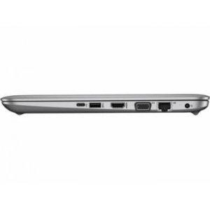 Ноутбук HP ProBook 430 G4 Core i5 7200U/4Gb/1Tb/Intel HD Graphics 620/13.3\/SVA/HD (1366x768)/Windows 10 Professional 64/silver/WiFi/BT/Cam