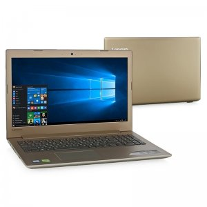 Ноутбук Lenovo IdeaPad 520-15IKB Core i5 7200U/8Gb/1Tb/nVidia GeForce 940MX 2Gb/15.6\/FHD (1920x1080)/Free DOS/gold/WiFi/BT/Cam