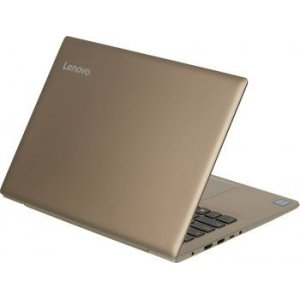 Ноутбук Lenovo IdeaPad 520S-14IKB Core i3 7100U/4Gb/SSD256Gb/Intel HD Graphics 620/14\/IPS/FHD (1920x1080)/Windows 10/gold/WiFi/BT/Cam