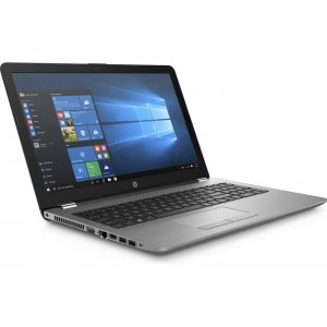 Ноутбук HP 250 G6 Core i5 7200U/8Gb/SSD256Gb/DVD-RW/Intel HD Graphics 620/15.6\/SVA/FHD (1920x1080)/Free DOS 2.0/silver/WiFi/BT/Cam