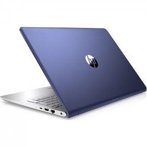 Ноутбук HP Pavilion 15-cc523ur Core i3 7100U/4Gb/500Gb/Intel HD Graphics 620/15.6\/FHD (1920x1080)/Windows 10 64/blue/WiFi/BT/Cam