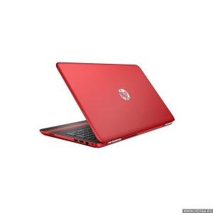 Ноутбук HP Pavilion 15-au124ur Core i3 7100U/4Gb/1Tb/DVD-RW/Intel HD Graphics 620/15.6\/HD (1366x768)/Windows 10 64/red/WiFi/BT/Cam