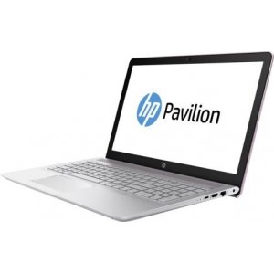 Ноутбук HP Pavilion 15-cc522ur Pentium 4415U/4Gb/1Tb/Intel HD Graphics 610/15.6\/FHD (1920x1080)/Windows 10 64/pink/WiFi/BT/Cam
