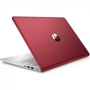 Ноутбук HP Pavilion 15-cc521ur Pentium 4415U/4Gb/1Tb/Intel HD Graphics 610/15.6\/FHD (1920x1080)/Windows 10 64/red/WiFi/BT/Cam