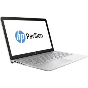 Ноутбук HP Pavilion 15-cc511ur Pentium 4415U/4Gb/1Tb/Intel HD Graphics 610/15.6\/FHD (1920x1080)/Windows 10 64/gold/WiFi/BT/Cam