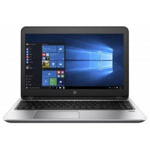 Ноутбук HP ProBook 450 G4 Core i3 7100U/4Gb/500Gb/DVD-RW/Intel HD Graphics 620/15.6\/SVA/HD (1366x768)/Free DOS 2.0/silver/WiFi/BT/Cam