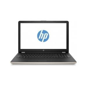 Ноутбук HP 15-bs055ur Core i3 6006U/4Gb/500Gb/Intel HD Graphics 520/15.6\/HD (1366x768)/Windows 10/gold/WiFi/BT/Cam