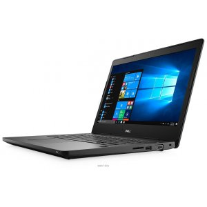 Ноутбук Dell Latitude 3480 Core i3 6006U/4Gb/500Gb/Intel HD Graphics 520/14\/HD (1366x768)/Free DOS/black/WiFi/BT/Cam