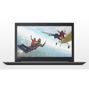 Ноутбук Lenovo IdeaPad 320-17AST A4 9120/4Gb/1Tb/DVD-RW/AMD Radeon R3/17.3\/HD+ (1600x900)/Windows 10/grey/WiFi/BT/Cam